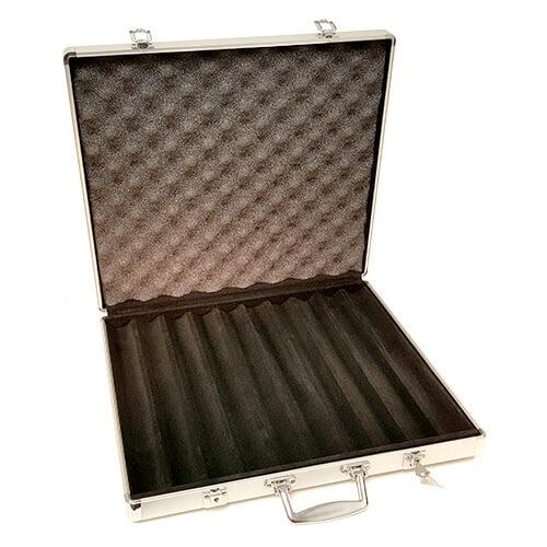 Aluminum Poker Chip Case