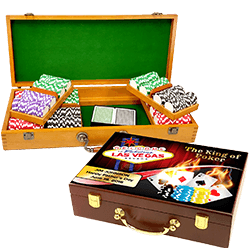 Custom Poker Set
