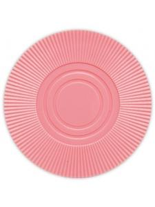 Brown - Radial Interlocking Plastic Poker Chips