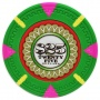 The Mint - $25 Green Clay Poker Chips