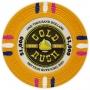 Gold Rush - $1000 Yellow Clay Poker Chips