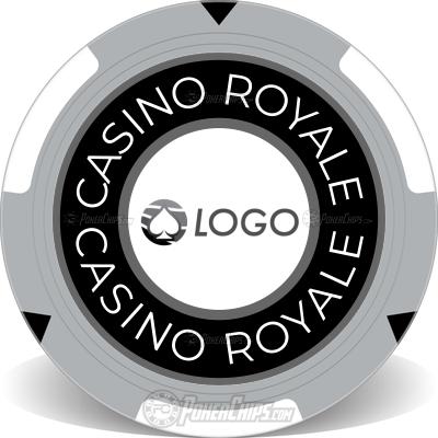 Personalized Logo Poker Chip