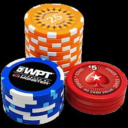 Custom Clay Poker Chips