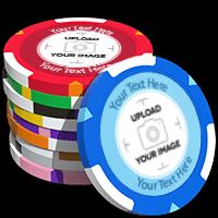 Trio Custom Poker Chips